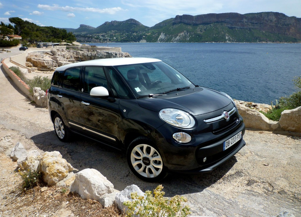 fiat 500 l des motorisations plus puissantes une famille qui s agrandit article la. Black Bedroom Furniture Sets. Home Design Ideas