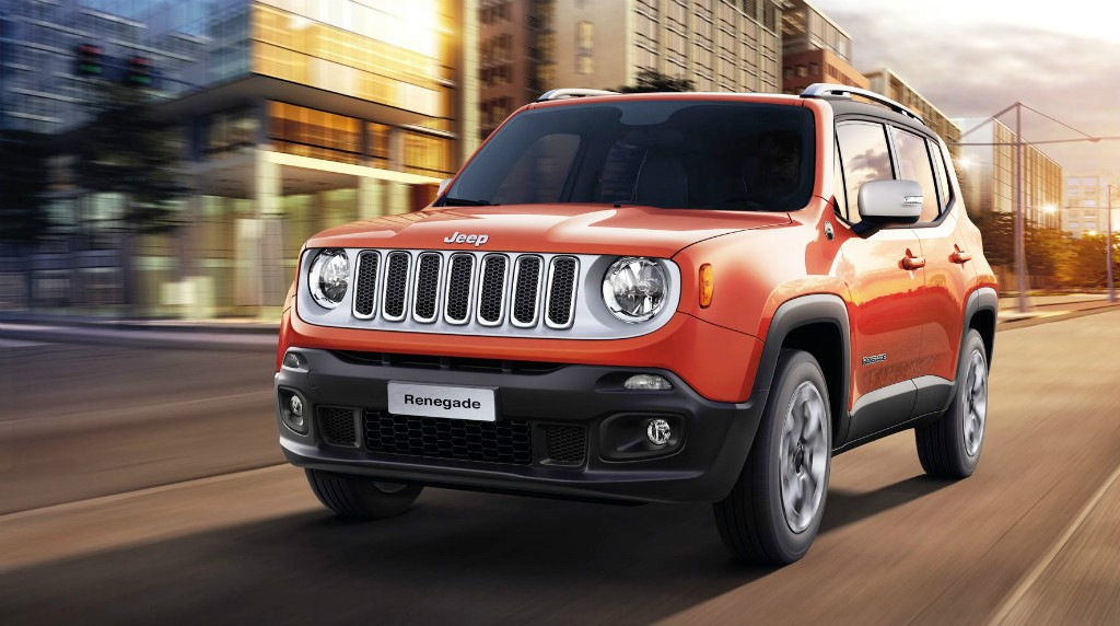 nouvelle jeep renegade 4x2 et 4x4 un petit suv pour sortir des sentiers battus article la. Black Bedroom Furniture Sets. Home Design Ideas