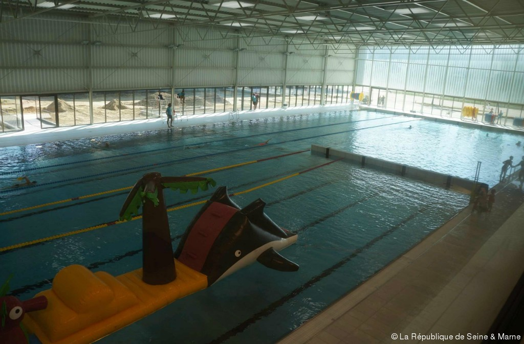 fontainebleau cit sports fait le grand plongeon On piscine fontainebleau